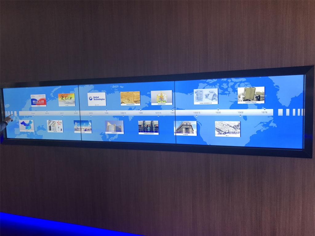 快速电梯企业数字展厅