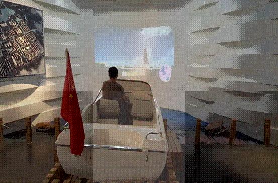 接待中心游艇虚拟驾驶